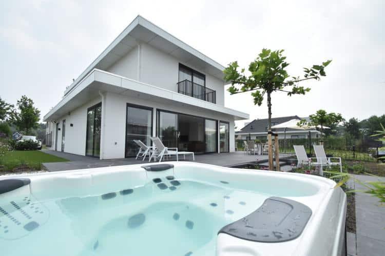 Villa luxury - Nederland - Flevoland - 10 personen - jacuzzi
