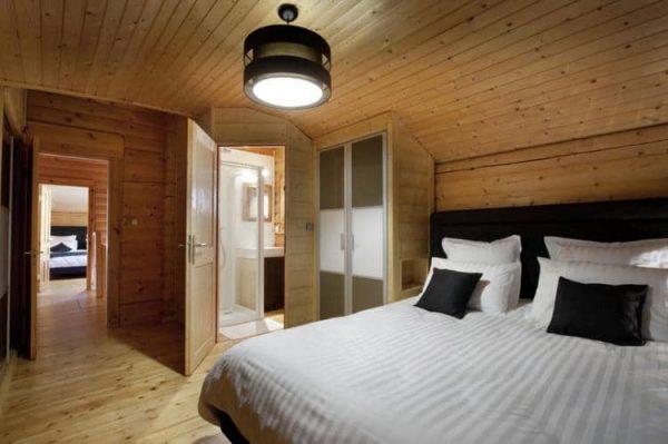 Chalet Chalet Mont Soleil - Frankrijk - Noord Alpen - 12 personen - slaapkamer