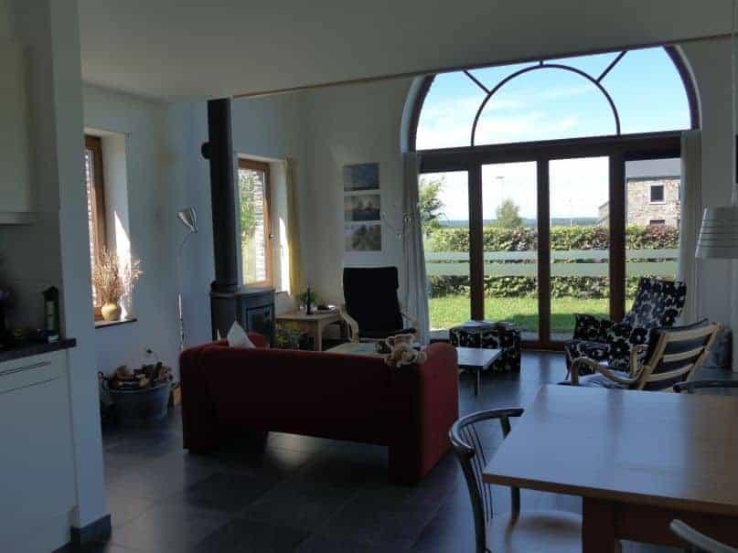 Vakantiehuis 30785 - België - Ardennen - 6 personen - woonkamer met openhaard