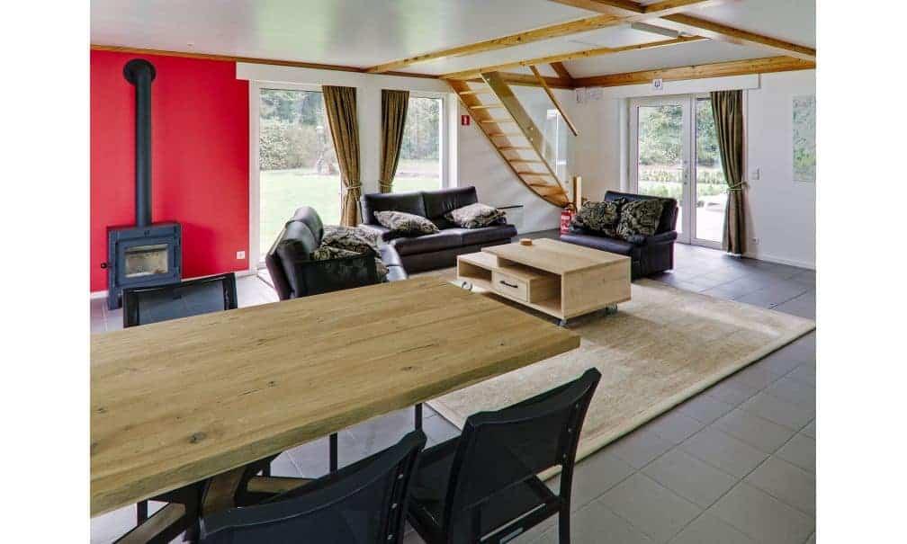 Vakantiehuis 38172 - Belgie - Antwerpen - 4 personen - woonkamer
