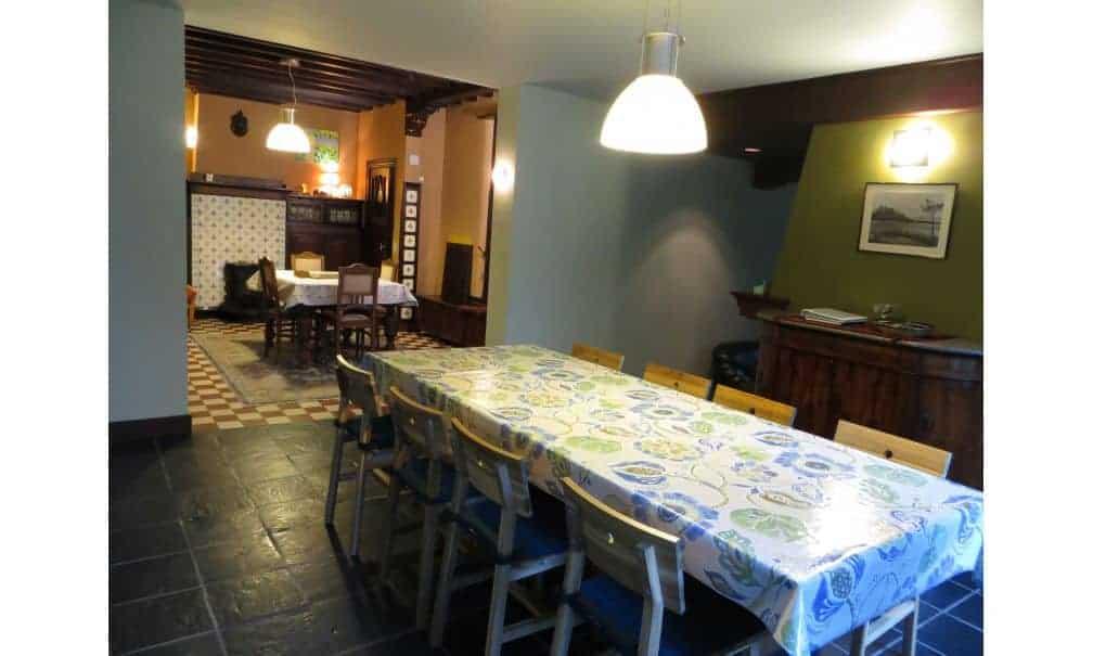 Vakantiehuis 41348 - België - Antwerpen - 8 personen - eettafel