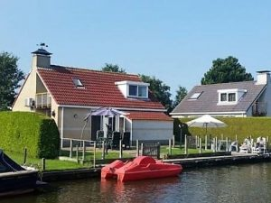 Vakantiehuis FR118 - Nederland - Friesland - 5 personen