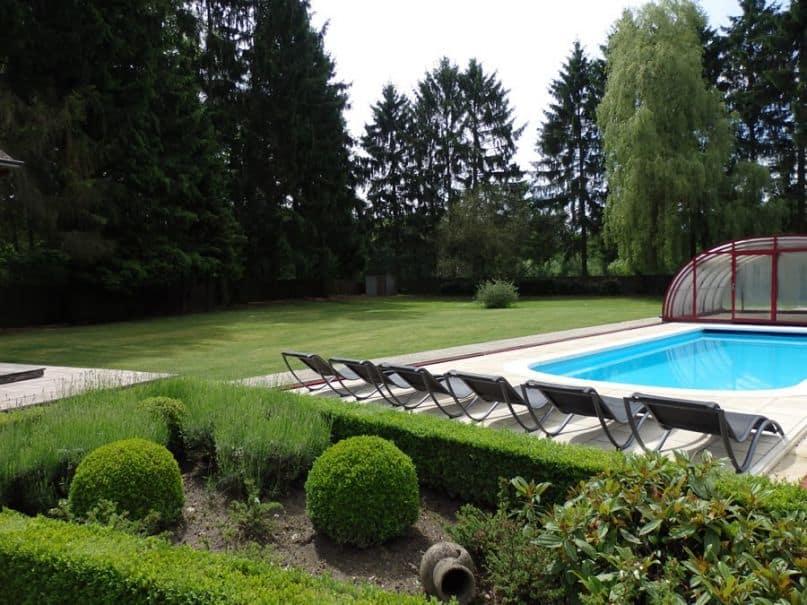 Vakantiehuis 24574 - Belgie - Antwerpen - 8 personen - zwembad