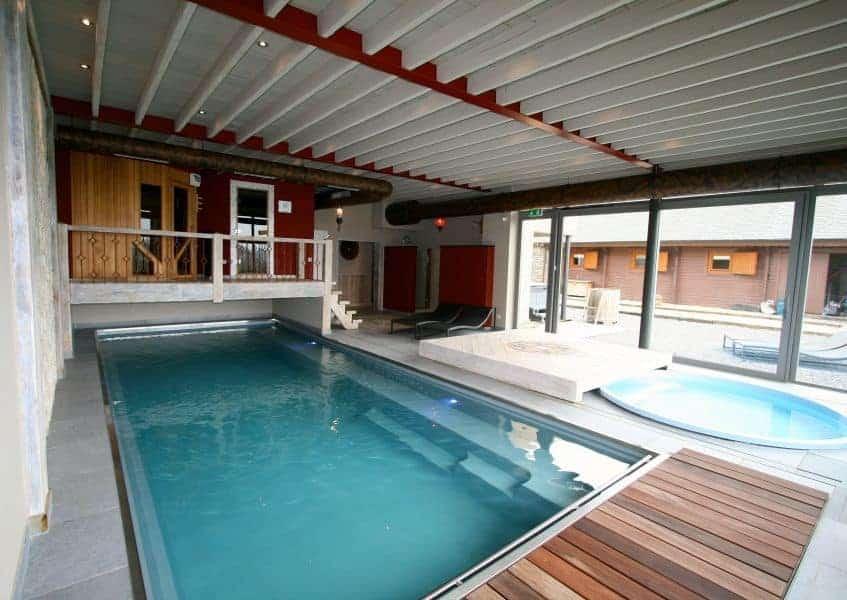 Vakantiehuis 29730 - Belgie - Luxemburg - 20 personen - zwembad