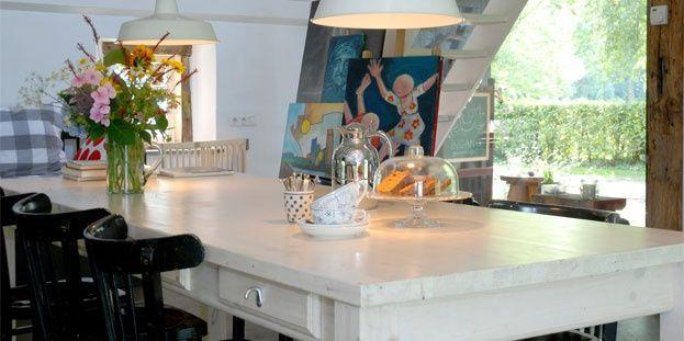 Vakantiehuis 30761 - Nederland - Noord-Brabant - 4 personen - woonkamer
