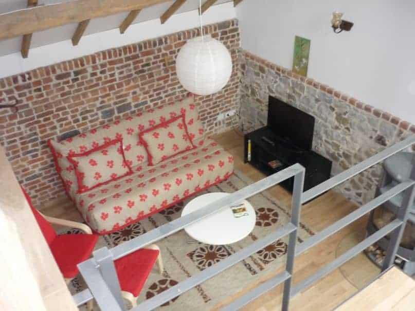 Vakantiehuis 32830 - België - Henegouwen - 5 personen - woonkamer