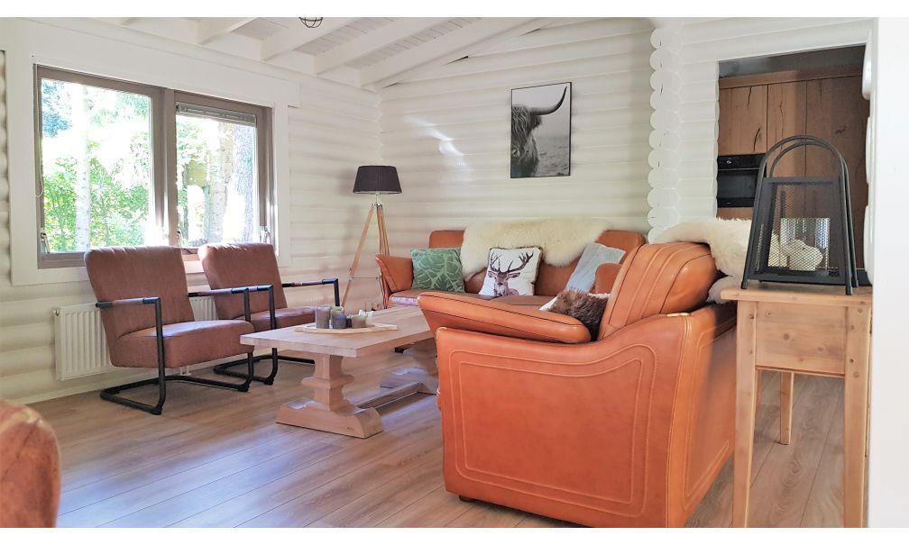 Vakantiehuis 36030 - Nederland - Friesland - 8 personen - woonkamer