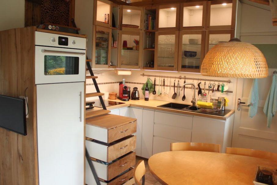 Vakantiehuis 36215 - Nederland - Zuid-Holland - 2 personen - keuken