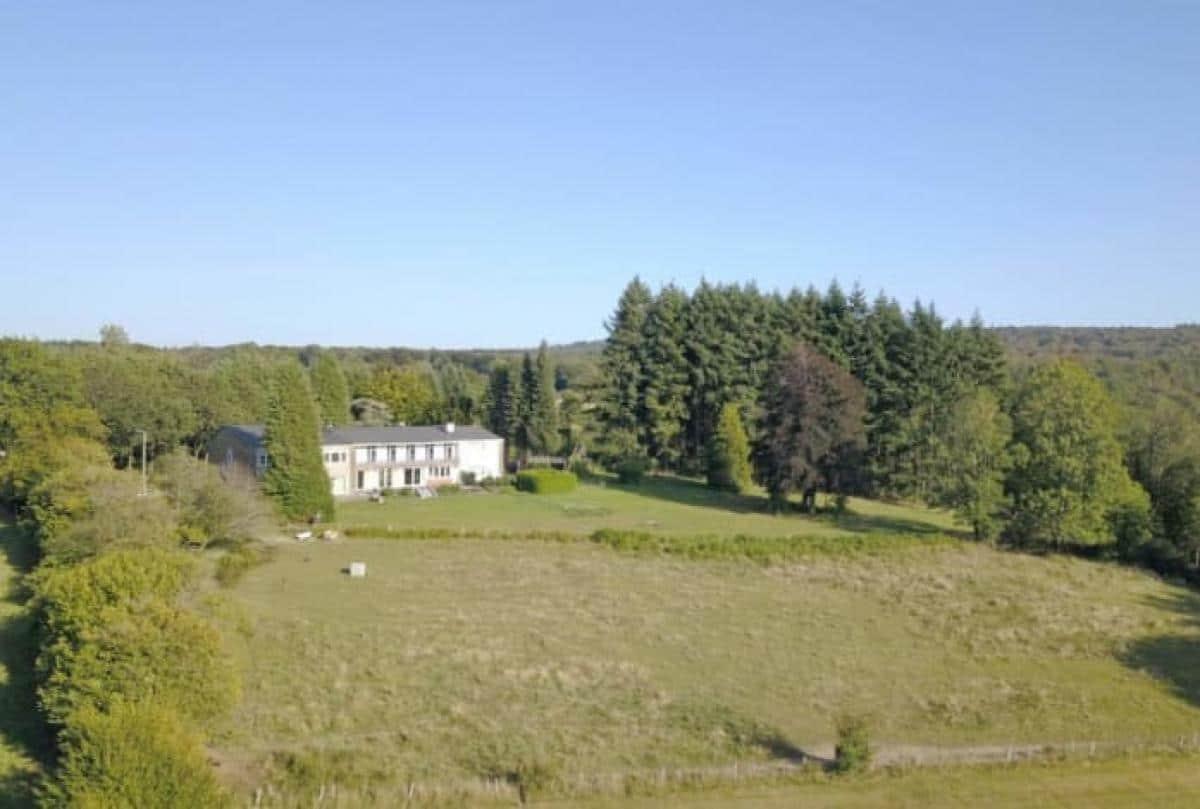 Vakantiehuis ARD811 - Belgie - Belgisch-Luxemburg - 46 personen - grote tuin