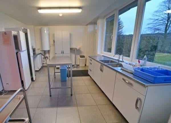 Vakantiehuis ARD811 - Belgie - Belgisch-Luxemburg - 46 personen - keuken