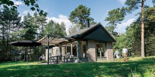 Landal Rabbit Hill | 4-persoonsbungalow | type 4CE - comfort | Nieuw Milligen