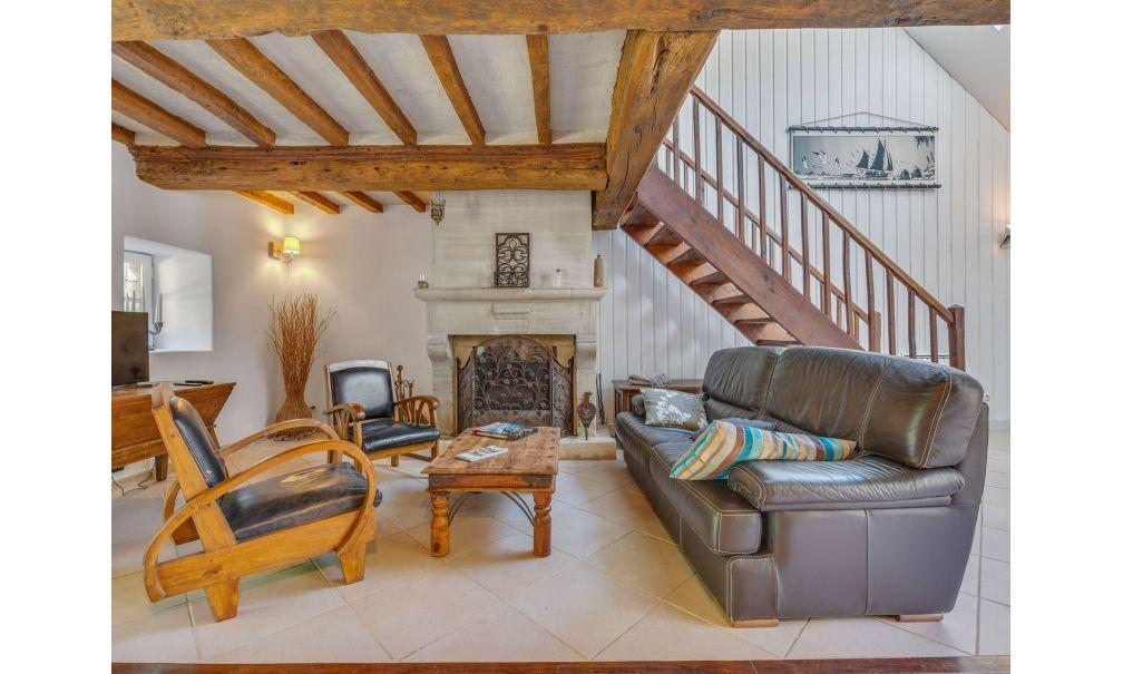 Natuurhuisje in Maisons 55328 - Frankrijk - Normandië - 8 personen