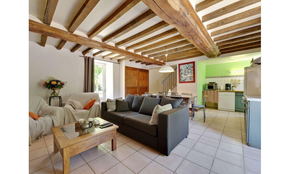 Natuurhuisje in Maisons 55331 - Frankrijk - Normandië - 8 personen