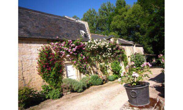 Natuurhuisje in Lantheuil 56215 - Frankrijk - Normandië - 2 personen