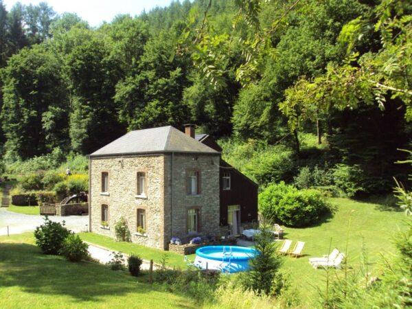 Natuurhuisje in Bohan 31100 - België - Namen - 6 personen